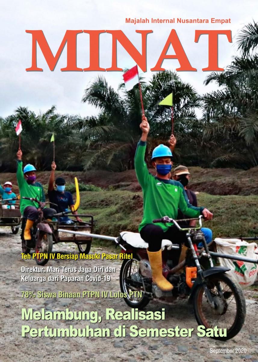 MINAT 2020 Edisi Bulan September