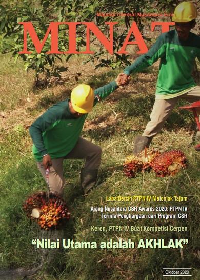 MINAT 2020 Oktober (cover)