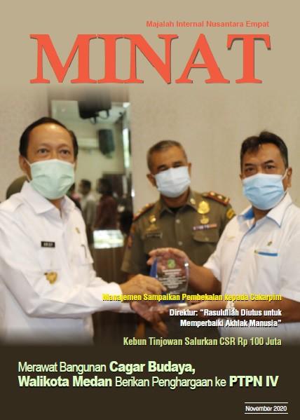 MINAT 2020 Edisi Bulan November